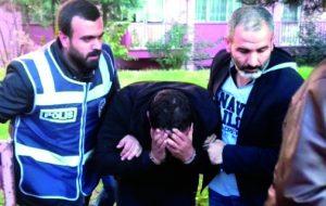 K.Maraş'ta Sahte Savcı Suçüstü Yakalandı
