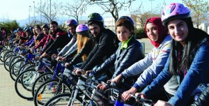 KSÜ 'İki Teker, Obezite ve Kalbe Yeter' Dedi