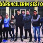 """""""ÖTV"""" ÖĞRENCİLERİN SESİ OLACAK"""