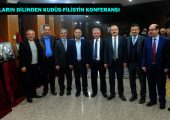 FOTOĞRAFLARIN DİLİNDEN KUDÜS-FİLİSTİN KONFERANSI