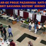 AR-GE PROJE PAZARINDA 'ANTİ-İHA HİBRİT SAVUNMA SİSTEMİ' BİRİNCİ OLDU