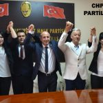 CHP'NİN ADAYLARI GÖRÜCÜYE ÇIKTI!