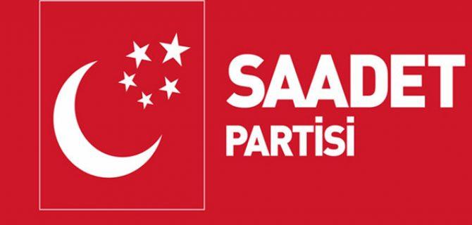 Saadet Partisinde MV Adayları Belli Oldu