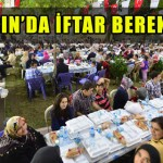 ANDIRIN'DA İFTAR BEREKETİ